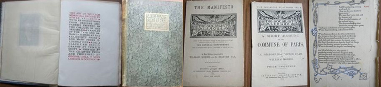 William Morris(List of Kelmscott Press)